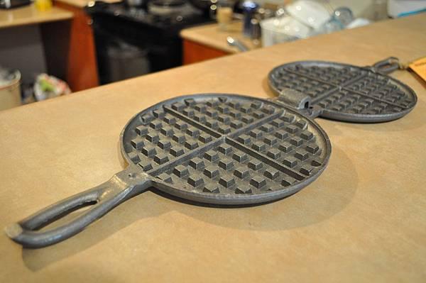 Waffle Iron 內部結構