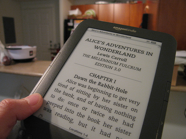 Kindle: Alice in Wonderland