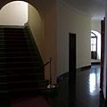 劇場裡面3:樓梯間