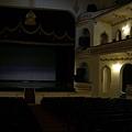 劇場裡面4:舞台和看台