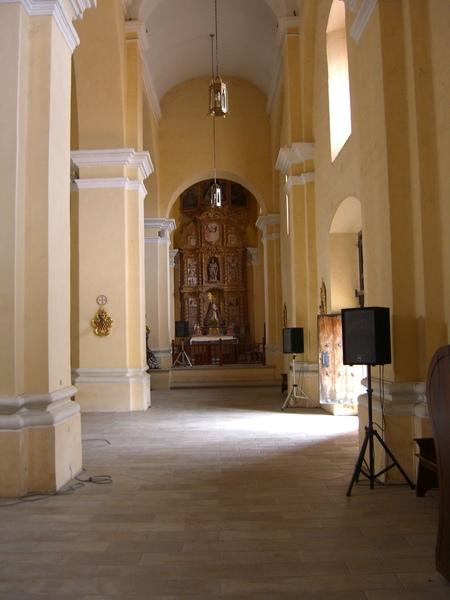大堂右側龕