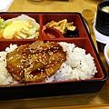 蒲燒潮鯛定食