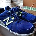 新買的運動鞋