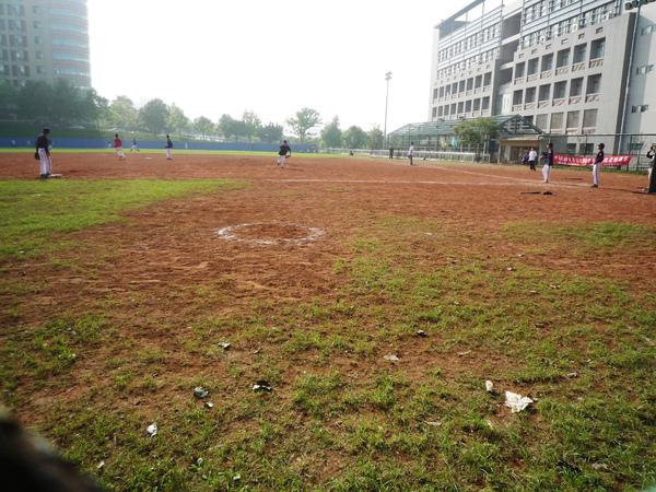棒球隊練習