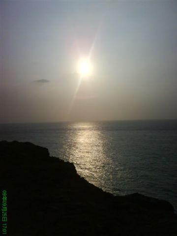 漁翁島燈塔旁.JPG
