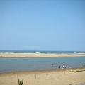 我~我愛海邊~♪