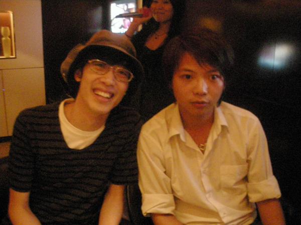 CHRIS&伊森