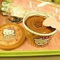 KITTY巧克力冰淇淋