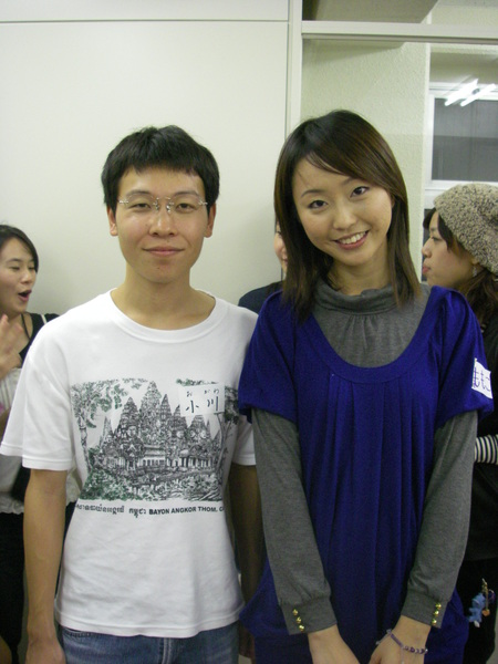 目標當日本語教師的日本同學