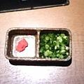 辣薑(?)VS蔥