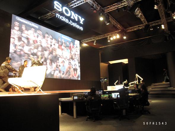 SONY 3D World.2010/12/5.台北阪急.2