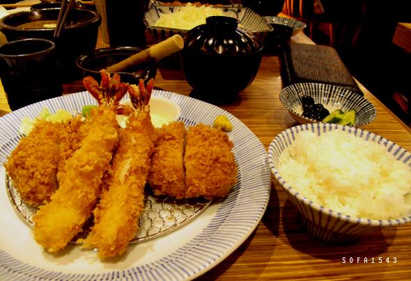 統一阪急杏子日式豬排-草蝦豬里肌-草蝦不鮮脆