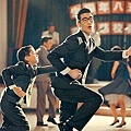 香港電影李小龍.CHA CHA 比賽