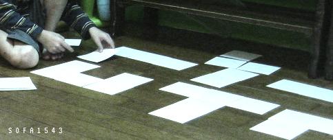 五方連塊.數學遊戲