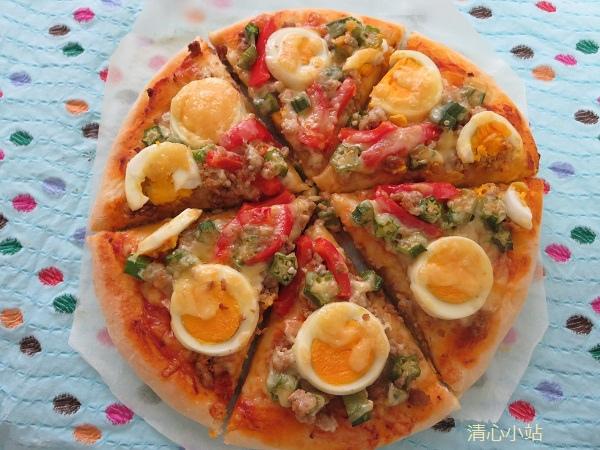 健康pizza