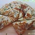 絞肉香葱煎餅2