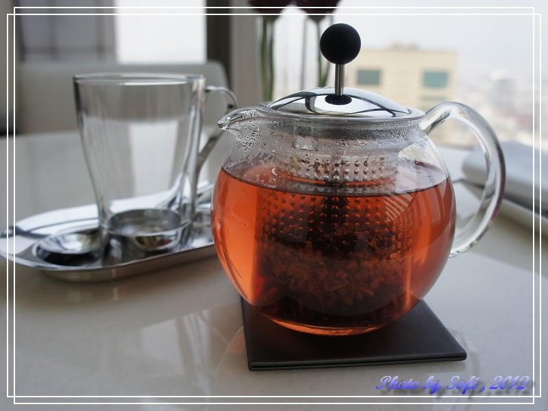 20120305 [台北] 遠東飯店39F馬可波羅酒廊-蜜桃花園