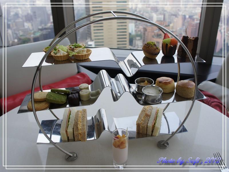 20120305 [台北] 遠東飯店39F馬可波羅酒廊-雙人下午茶-2