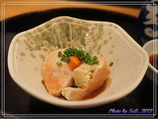 20121110 [台北] 高玉- 鮟康魚肝
