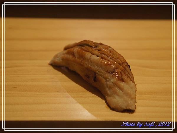 20121110 [台北] 高玉-星鰻握壽司
