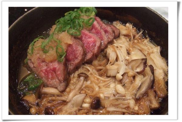 20090627 [台北] 玄海壽司居酒屋- 和風鐵板牛肉.jpg