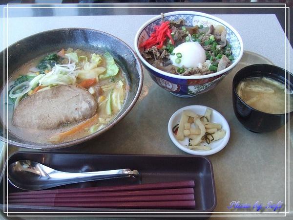 成田機場-機場午餐-2