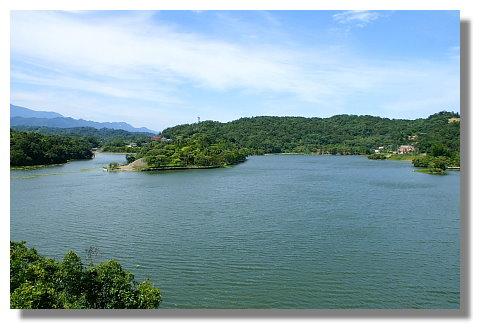 新竹峨眉湖