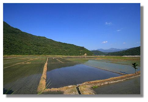 花蓮卓溪鄉風景