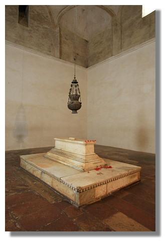 阿克巴大帝陵寢石棺