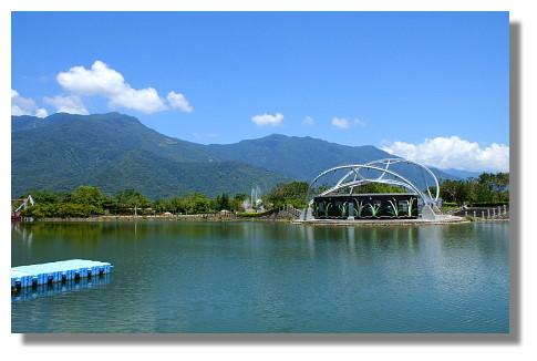 台東關山親水公園