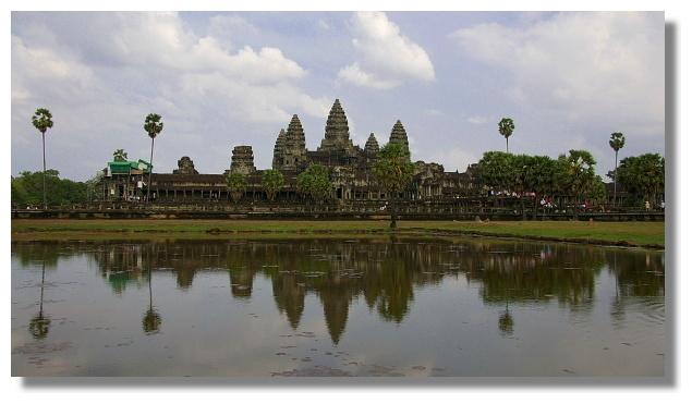柬埔寨吳哥窟