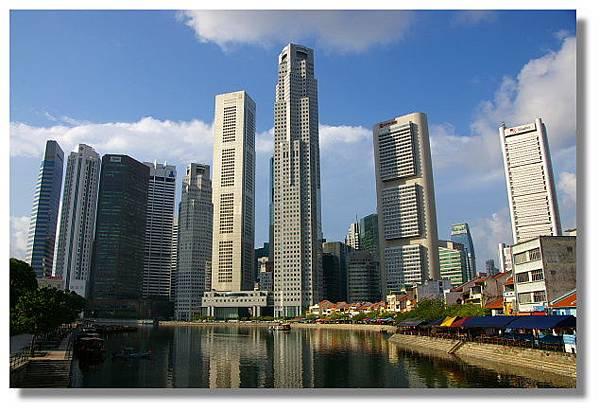新加坡商業區