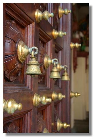 印度廟的門鈴