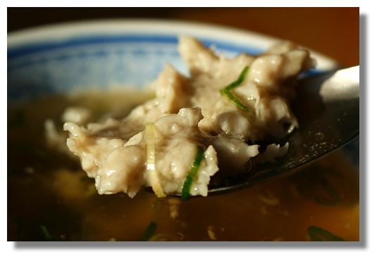 台南呷霸浮水魚羹