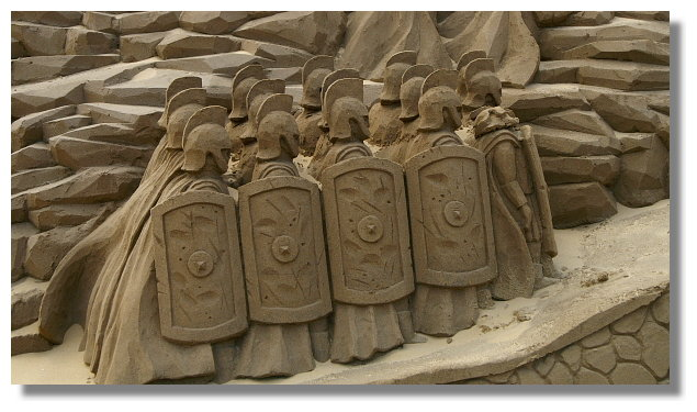 2011福隆國際沙雕藝術季