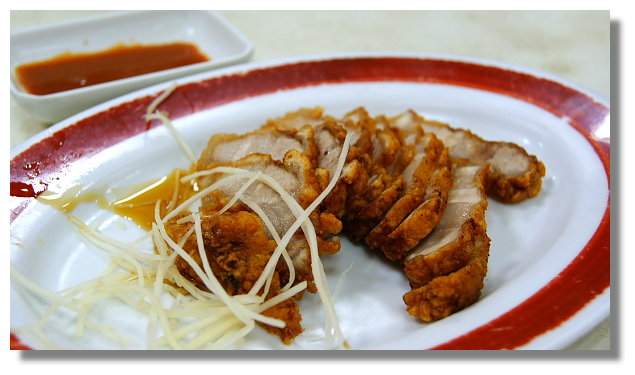 周記肉粥(紅燒肉)