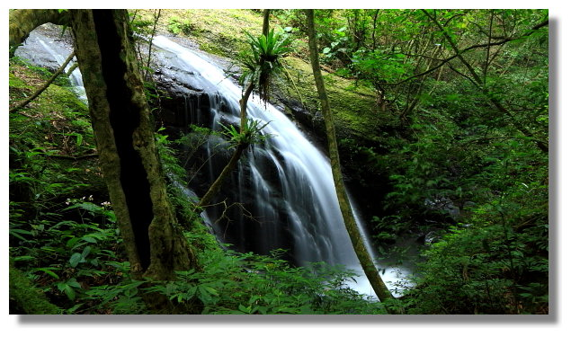 森山瀑布(雲森瀑布)