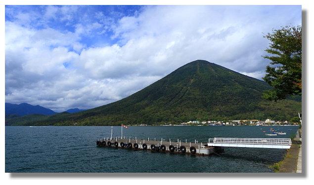 日光中禪寺湖