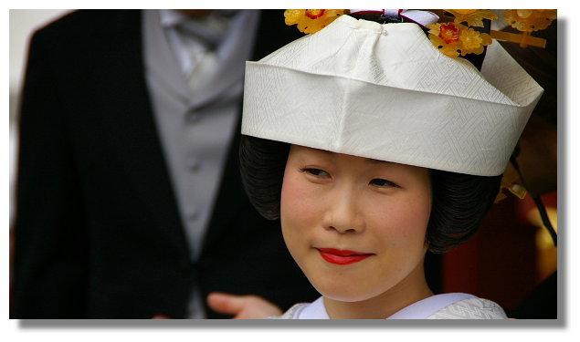 鎌倉鶴岡八幡宮婚禮