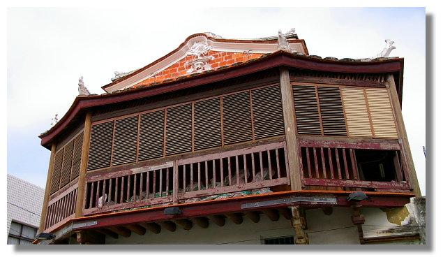 台南鹽水八角樓