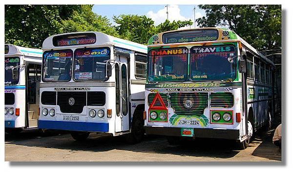 斯里蘭卡巴士
