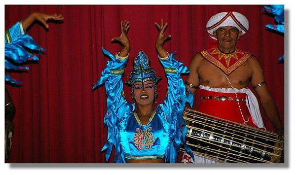 Kandyan dancers