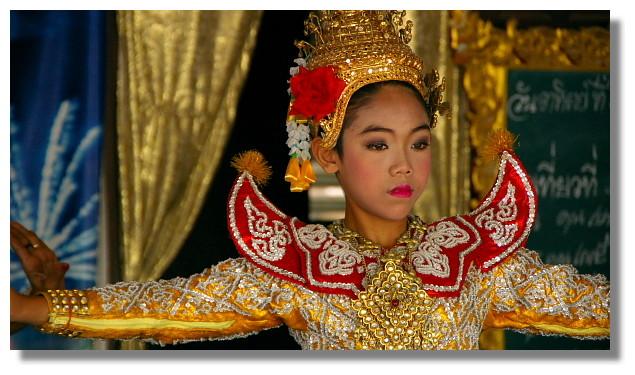 泰式傳統舞蹈