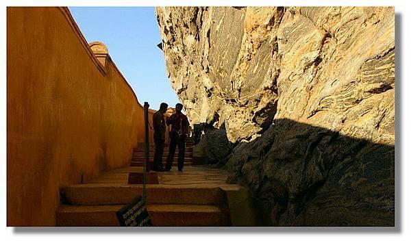 Sigiriya獅子岩鏡牆
