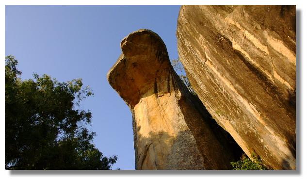 Sigiriya獅子岩