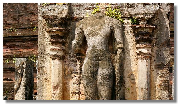 Polonnaruwa波羅那露瓦古城遺蹟