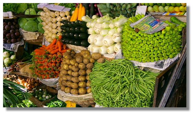 Kandy坎迪中央市場