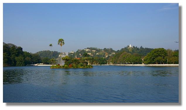 Kandy坎迪湖