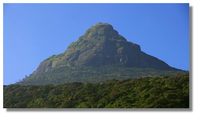 亞當山/亞當峰(Adam's Peak/Sri Pada)
