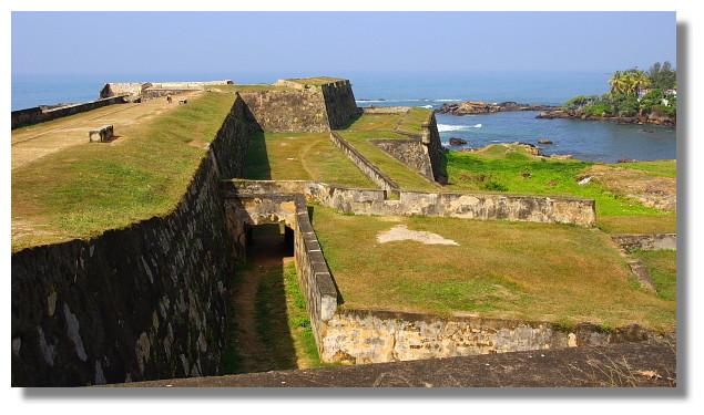 加勒(Galle)古城
